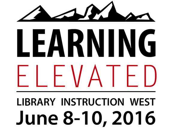 Library Instruction West 2016