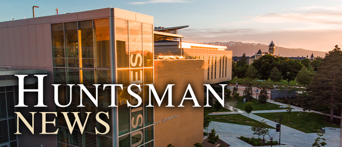 Jon M. Huntsman School of Business News Collection