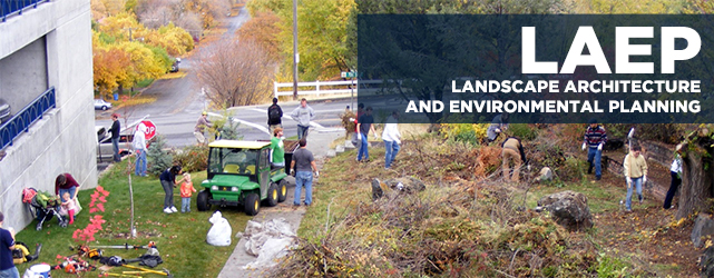 Landscape Architecture and Environmental Planning Faculty Publications