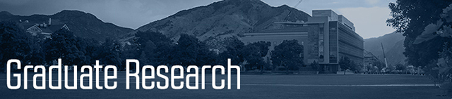 Graduate Student Research@USU