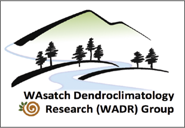 Wasatch Dendroclimatology Research