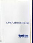 Utah State University Commencement, 2001 – Main Campus by Utah State University
