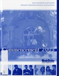 Utah State University Commencement, 2003