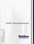 Utah State University Commencement, 2000