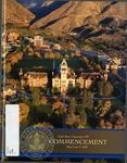 Utah State University Commencement, 2008