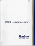 Utah State University Commencement, 1994