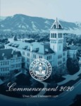 Utah State University Commencement, 2020 – Main Campus by Utah State University