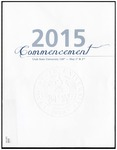 Utah State University Commencement, 2015 – Main Campus by Utah State University