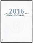 Utah State University Commencement, 2016 – Main Campus by Utah State University