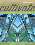 Cultivate Summer 2013 by Utah State University