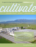 Cultivate Spring/Summer 2015 by Utah State University