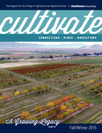 Cultivate Fall/Winter 2015 by Utah State University