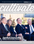 Cultivate Fall/Winter 2016 by Utah State University