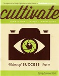 Cultivate Spring/Summer 2014 by Utah State University