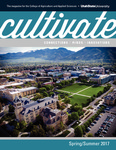 Cultivate Spring/Summer 2017 by Utah State University