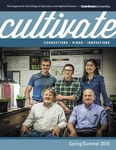 Cultivate Spring/Summer 2019 by Utah State University