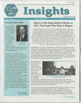 Insights, Spring, 2001 by Utah State University