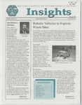 Insights, Spring, 1996 by Utah State University