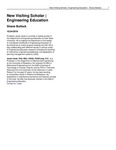 New Visiting Scholar | Engineering Education