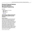 Doctoral Proposal Defense by Anna Doloman | Biological Engineering