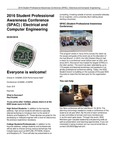 2016 Student Professional Awareness Conference (SPAC) | Electrical and Computer Engineering