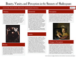 Beauty, Vanity, and Perception in the Sonnets of Shakespeare
