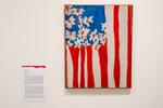 Flower Flag by Wally Bill Hedrick