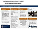 Feminism in Fracking: An Analyzation of Women's Activism Regarding Hydraulic Fracturing