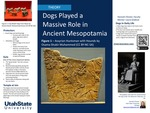 The Role of Dogs in Ancient Mesopotamia by Hannah Chester