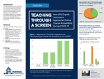Teaching Through a Screen: How USU English Instructors Approached Online Course Accessibility During COVID-19