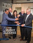 Huntsman Alumni Magazine, Fall 2014 by USU Jon M. Huntsman School of Business