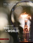 Huntsman Alumni Magazine, Spring 2015 by USU Jon M. Huntsman School of Business