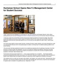 Huntsman School Opens New FJ Management Center for Student Success