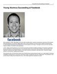 Young Alumnus Succeeding at Facebook