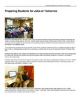 Preparing Students for Jobs of Tomorrow by USU Jon M. Huntsman School of Business