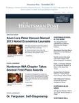 The Huntsman Post, November 2013