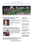 The Huntsman Post, February 2014
