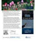 The Huntsman Post, April 2017