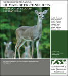 Methods for Managing Human–Deer Conflicts in Urban, Suburban, and Exurban Areas