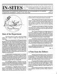 InSites, Fall 1987