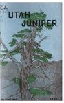 The Utah Juniper, Volume 16 by Utah State University