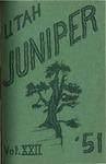 The Utah Juniper, Volume 22