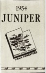 The Utah Juniper, Volume 25
