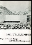 The Utah Juniper, Volume 32