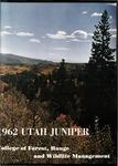 The Utah Juniper, Volume 33