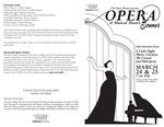 Opera & Musical Theatre Scenes