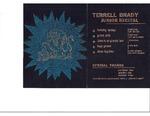 Junior Recital- Terrell Brady