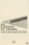 An Evening of Drama: A Solo and Duo Concert with Jessica and Gabriella Roderer