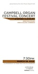Campbell Organ Festival Concert: Featuring Stephen Cleobury