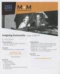 Imagining Community: Logan 1948-49